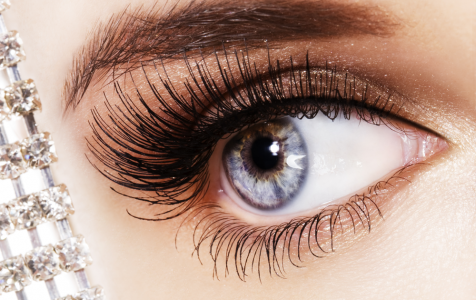 Eyelashes & Eyebrows